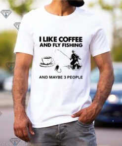 I Like Dogs And Fishing And Maybe 3 People shirt