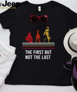 Kamala the first but not the last vintage shirt 2