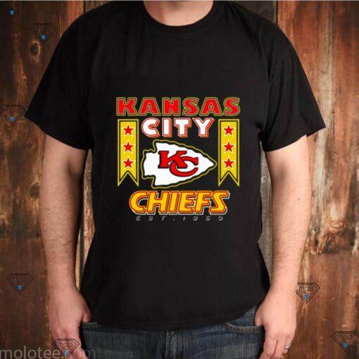 Kansas City Chiefs Logo Est 1960 shirt