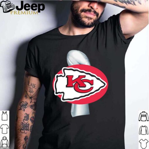 Kansas City Chiefs Super Bowl shirt