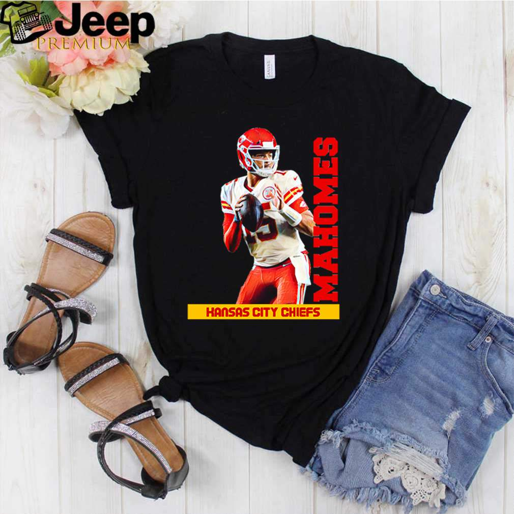 Kansas City Chiefs football Patrick Mahomes shirt 3