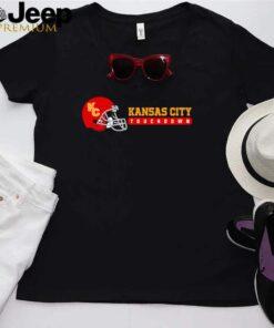 Kansas City touchdown football shirt 8