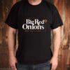 Kansas Citys Big red onions shotgun on 4th and inches shirt