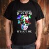 Pink Floyd band theres someone in my head but its not me shirt