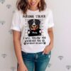 Rocky Personal Stalked I Will Follow You Where You Go Bathroom Included shirt