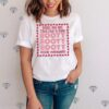 Roses Are Red True Love is Rare Booty Rockin Everywhere shirt