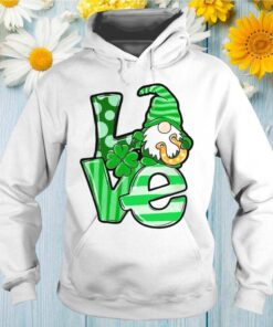St.Patrick's Day Gnome love hooves shirt