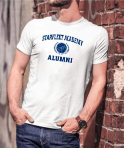 Starfleet Academy Alumni shirt 2