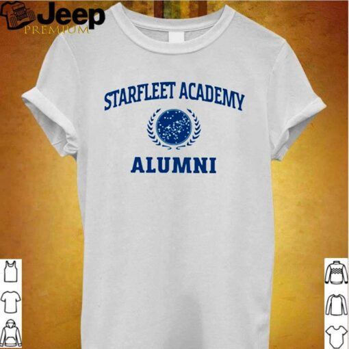 Starfleet Academy Alumni shirt 3
