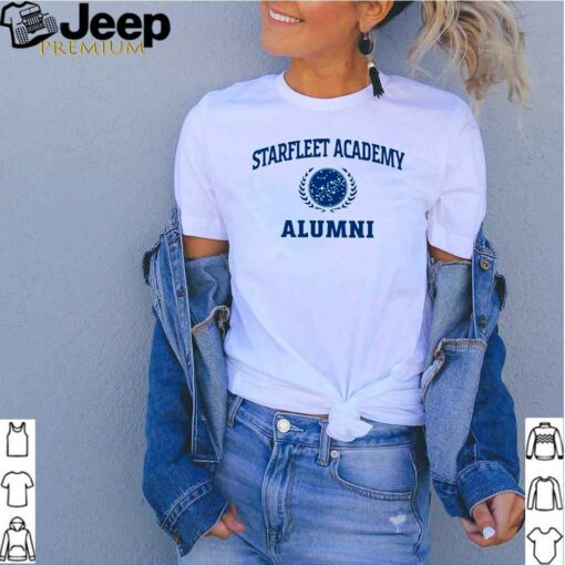 Starfleet Academy Alumni shirt