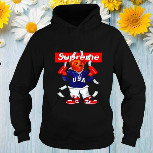 Supreme Hot Bear shirt