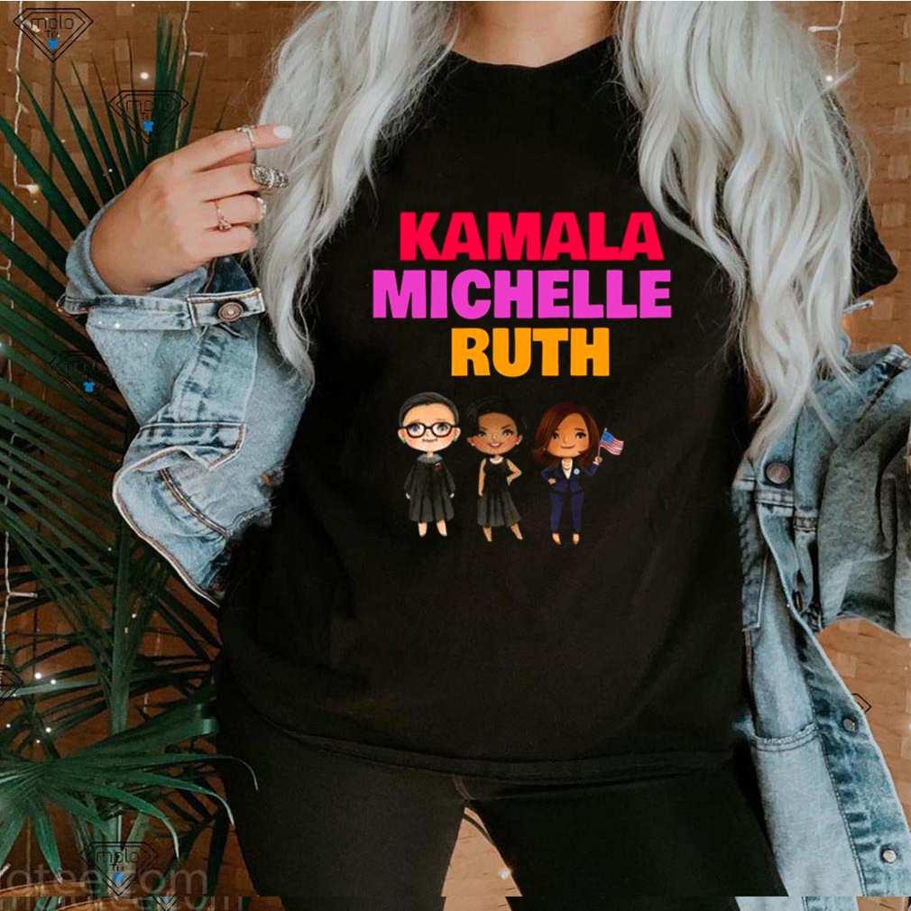 The Kamala Michele Ruth 2021 shirt