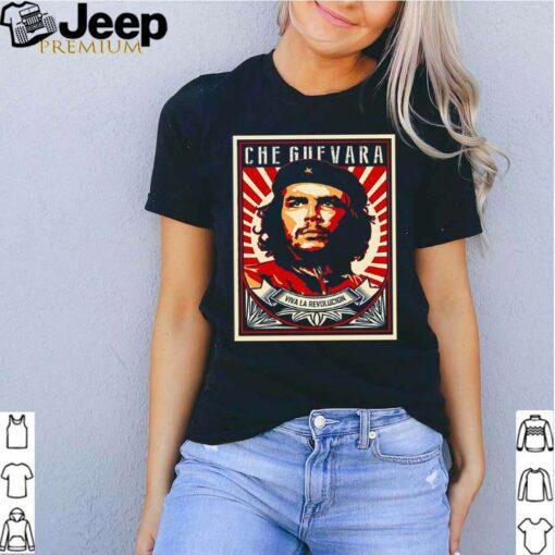 Vintage Che Guevara Viva La Revolucion shirt