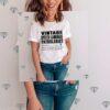 Vintage Speech Language Pathologist Noun Knows More Than She Says shirt