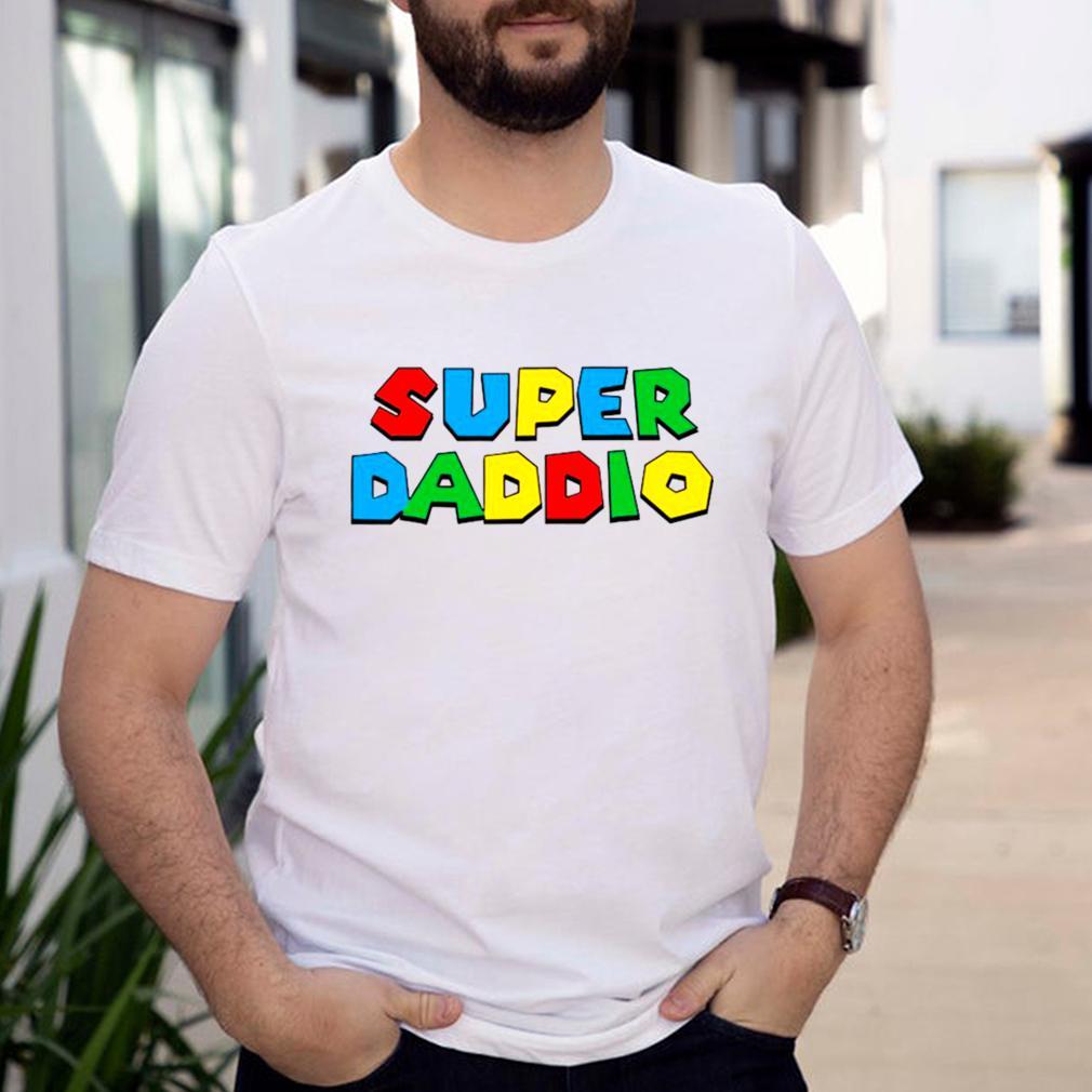 2021 Super Daddio Happy Fathers Day shirt