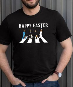 Abbey Road happy easter shirt