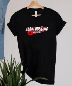 Aloha Mr. Hand D.C. brad hand shirt 2