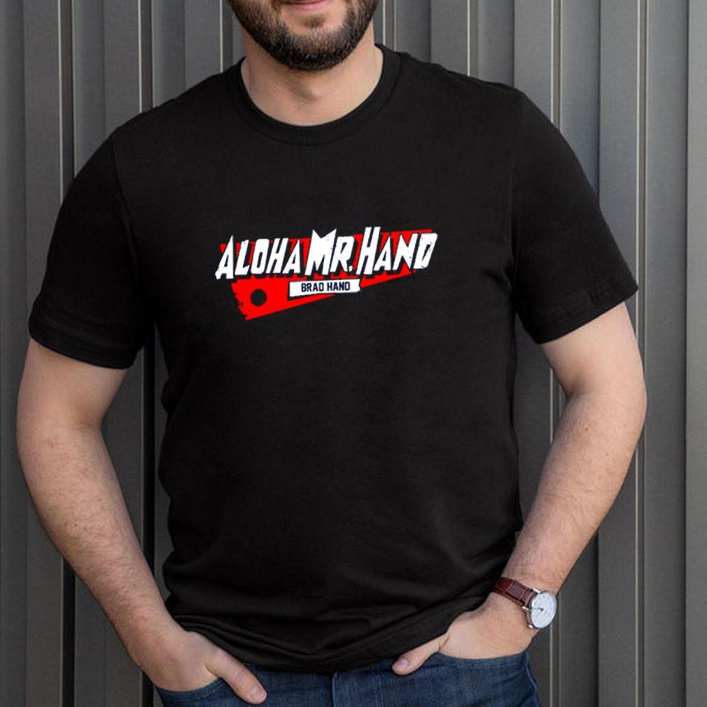 Aloha Mr. Hand D.C. brad hand shirt 3
