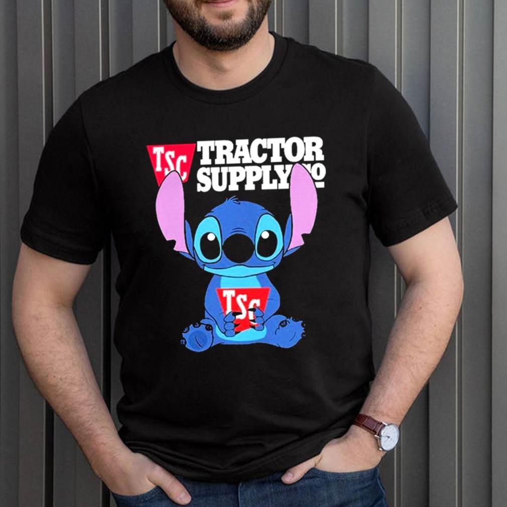 Baby Stitch Hug TSC Tractor Supply shirt 3