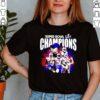 Buffalo bills baseball super bowl champions 2021 shirt