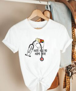 Caregiver hate has no home here LGBT shirt 2
