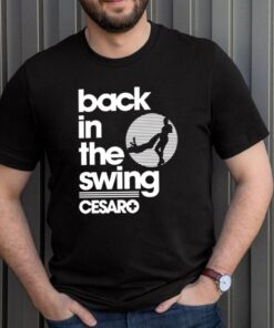 Cesaro back in the swing shirt 3
