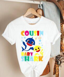 Cousin Of The Baby Shark shirt 8