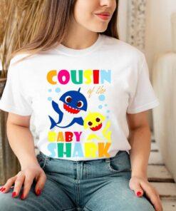 Cousin Of The Baby Shark shirt 10