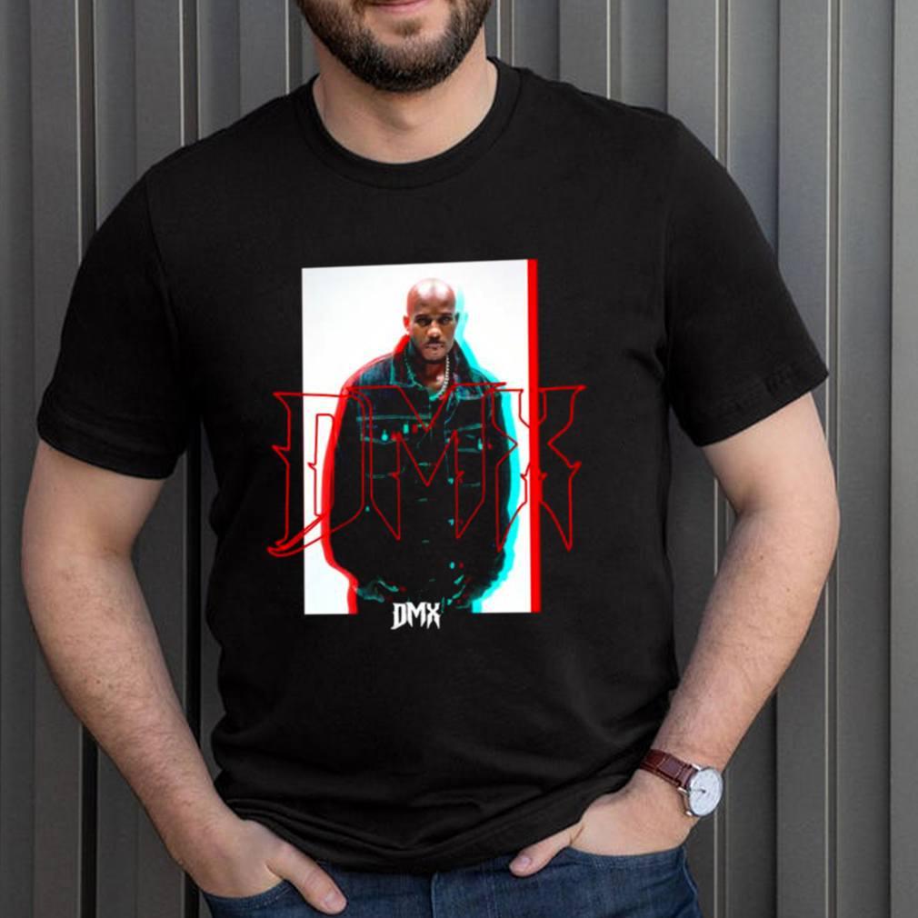 DMX Fan Art Red Shirt 3