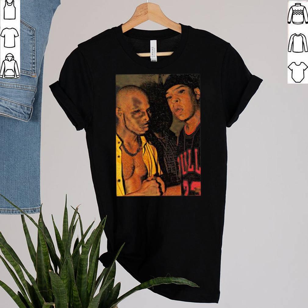 DMX and Jigga Hip Hop Shirt 2
