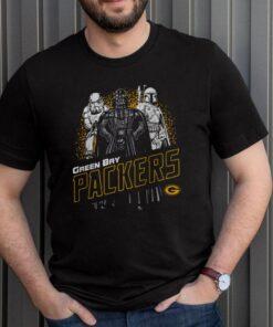 Darth Vader Green Bay Packers Star Wars Galactic Empire NFL shirt 3