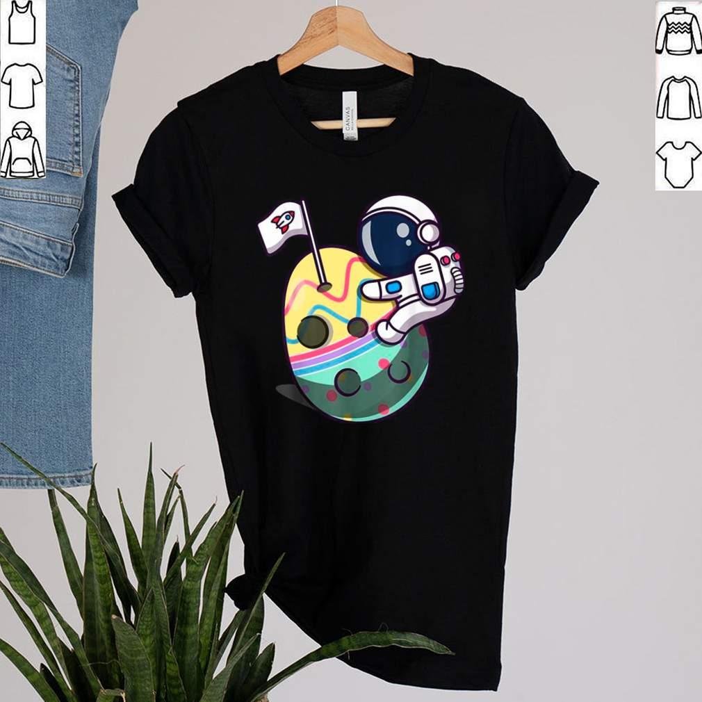 Eggstra Terrestrial Funny Space Astronaut shirt 1 1