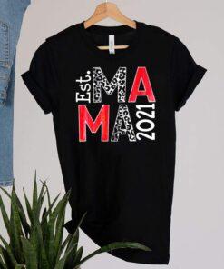 Est Ma Ma 2021 Custom Year Transfer T shirt 3 1