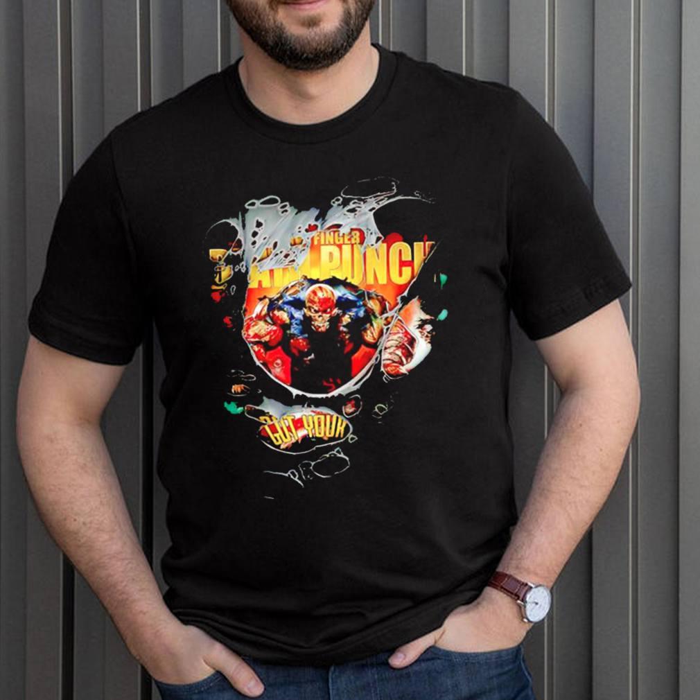 Five Finger Death Punch got your shirt 3