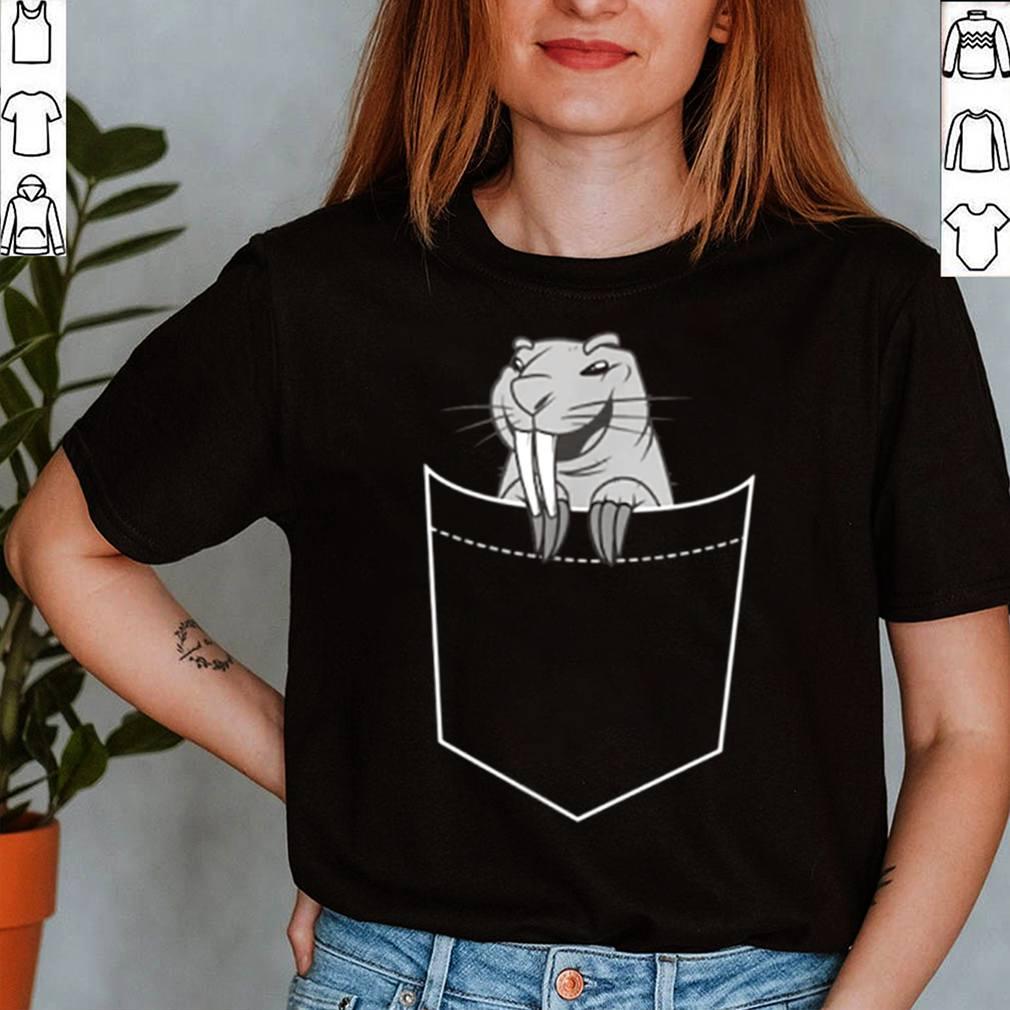 Funny Naked Mole Rat Pocket Rodents shirt 14