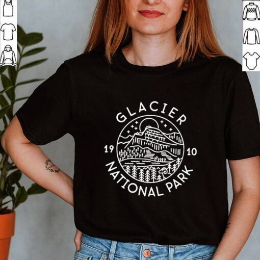 Glacier 1910 National Park shirt
