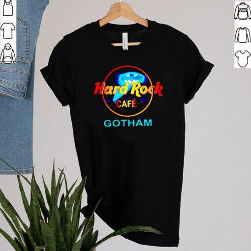 Hard rock cafe Gotham Bruce Wayne shirt 2