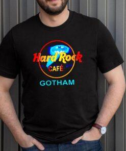 Hard rock cafe Gotham Bruce Wayne shirt 3
