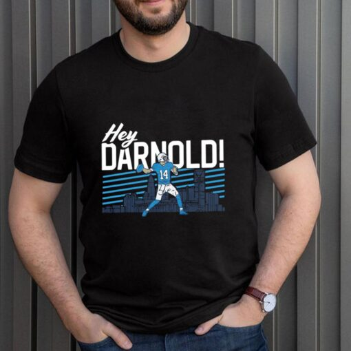 Hey Sam Darnold shirt 3