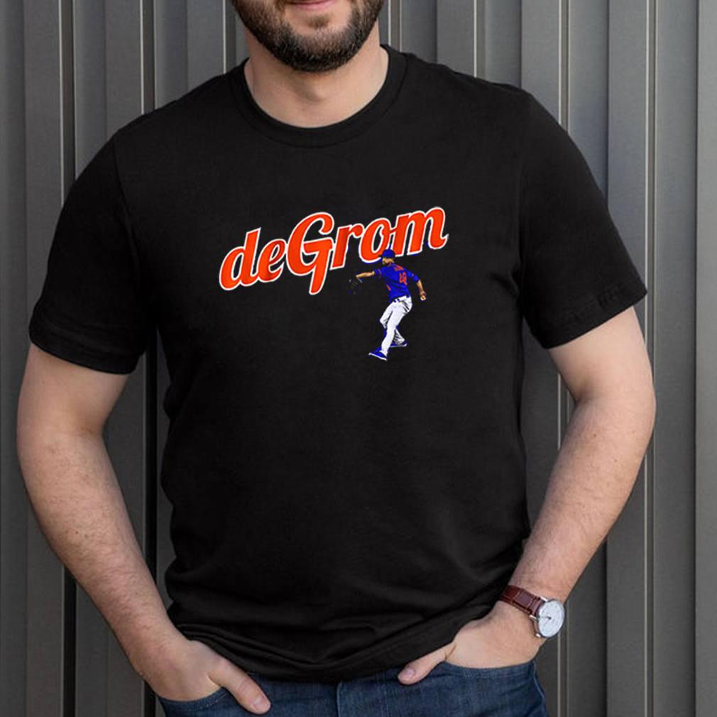 Jacob deGrom New York Mets shirt