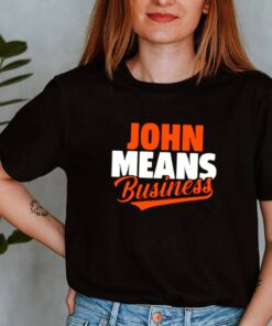 John means business shirt 1