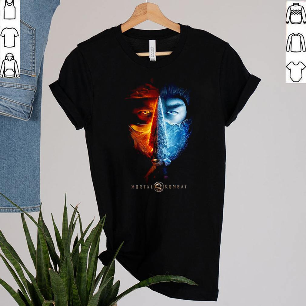 Mortal Kombat shirt 2