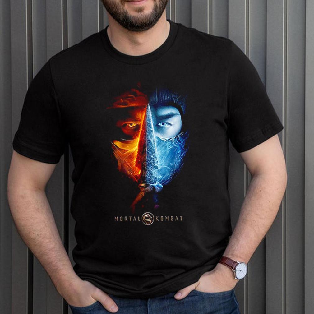 Mortal Kombat shirt 3