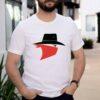 Nascar Harry Gant Skoal Bandit Wear Mask Red Shirt 3