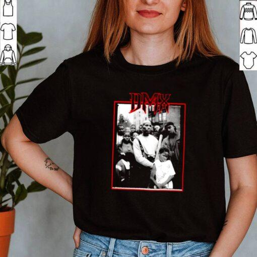 Save DMX get well soon shirt