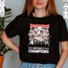 Tampa Bay Buccaneers super bowl LV champions shirt