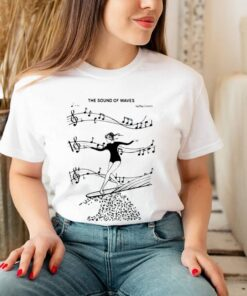 The Sound Of Waves Surfing Loves Shirt 3