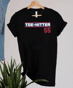 Toe Hitter 55 shirt 2