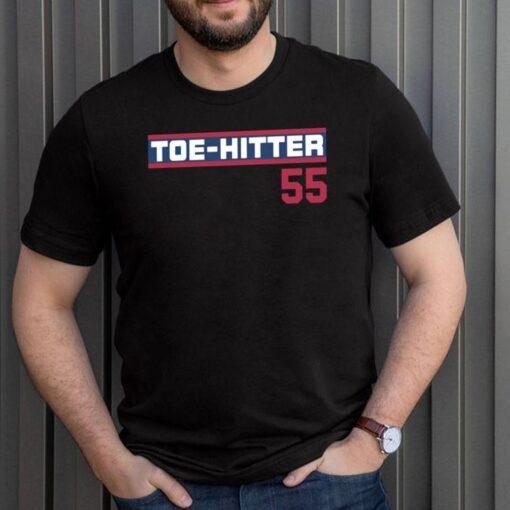 Toe Hitter 55 shirt 3