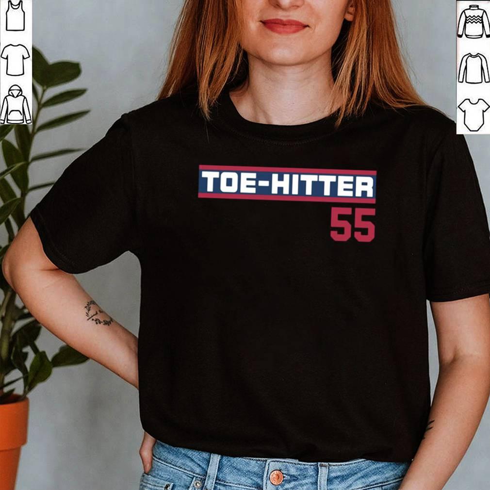 Toe Hitter 55 shirt